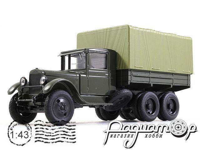 ЗиС-6А с тентом (1933) H221