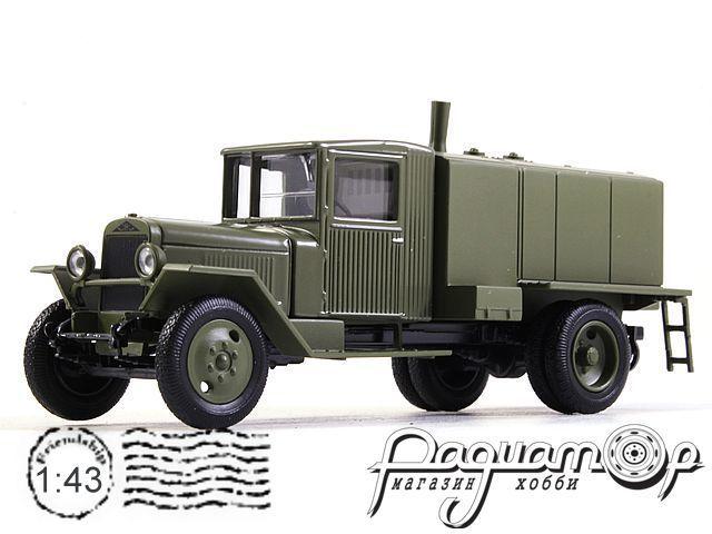 ЗиС-5В Водо-маслозаправщик (1942) H909
