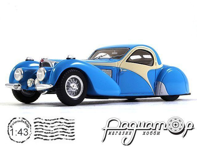 Bugatti Type 57 SC Atalante (1937) S2723