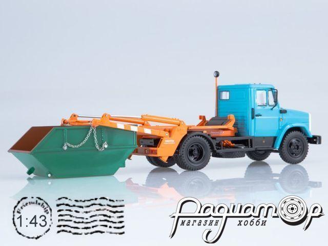 Контейнерный мусоровоз КО-450 (4333) (1986) SSM1258