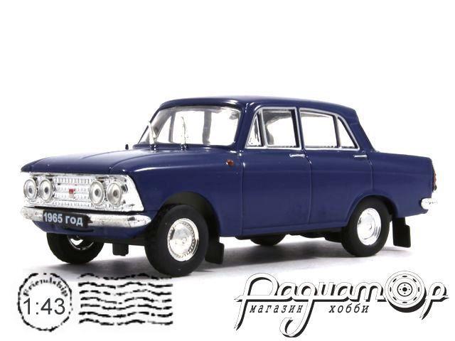 Москвич-408 «Элит» (1964) P112-B