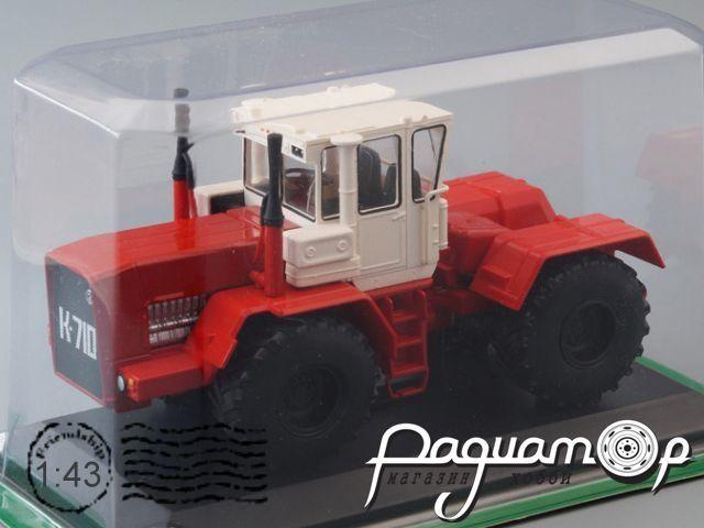 Тракторы №112, К-710