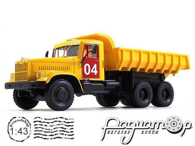 КрАЗ-256Б самосвал, аварийный (1969) 915919