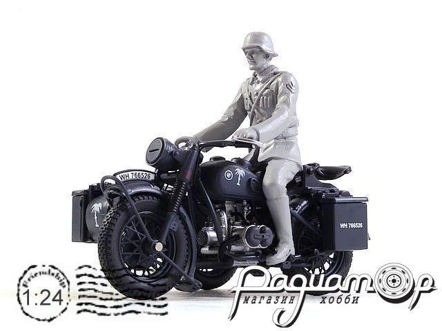 Мотоцикл BMW R75 с фигуркой (1941) 915113