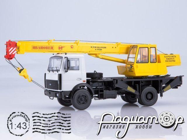 Автокран КС-3577 (5337)