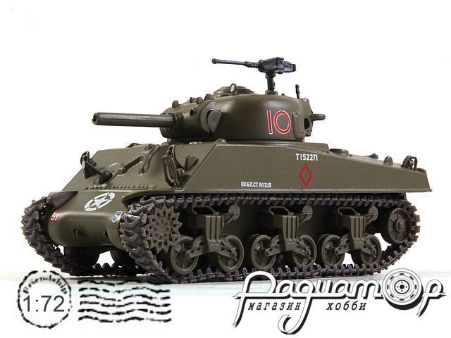 M4A3 Sherman D-Day Франция (1944) 4660102