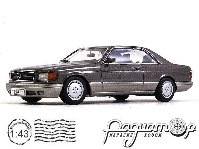 Mercedes-Benz 500 SEC (W126) (1981) 56213