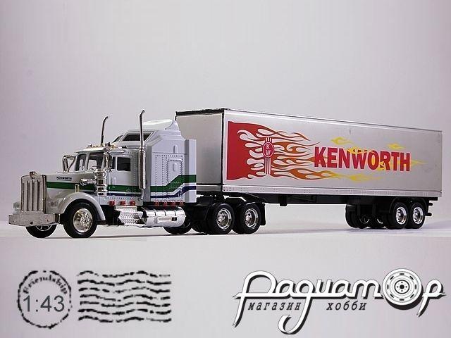 Kenworth W900 с полуприцепом (1986) 915148*