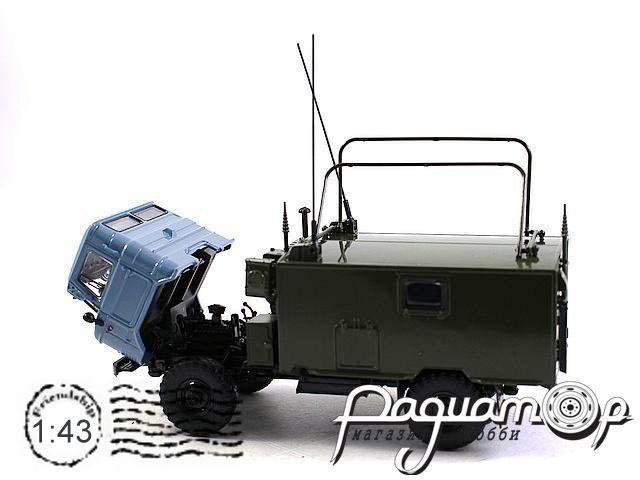 Командно-штабная машина КШМ Р-142Н (66) (1964) 100817