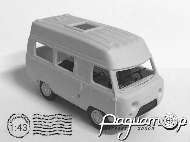 Транскит УАЗ-39623 АСМП класса В (1994) MM1054