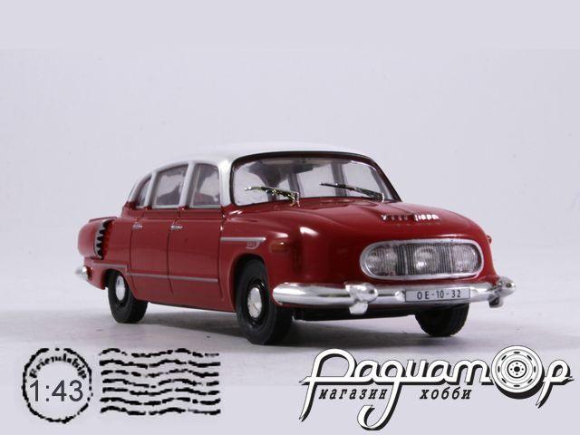 Masini de Legenda №24, Tatra 603-1 (1960)