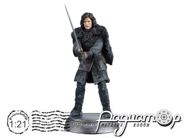 Фигурка Jon Snow (Nights Watch) GT002