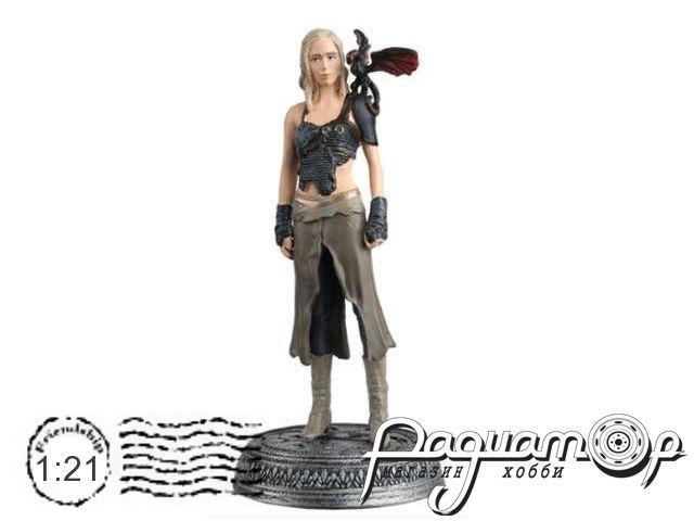 Фигурка Daenerys Targaryen (Dothraki) GT008