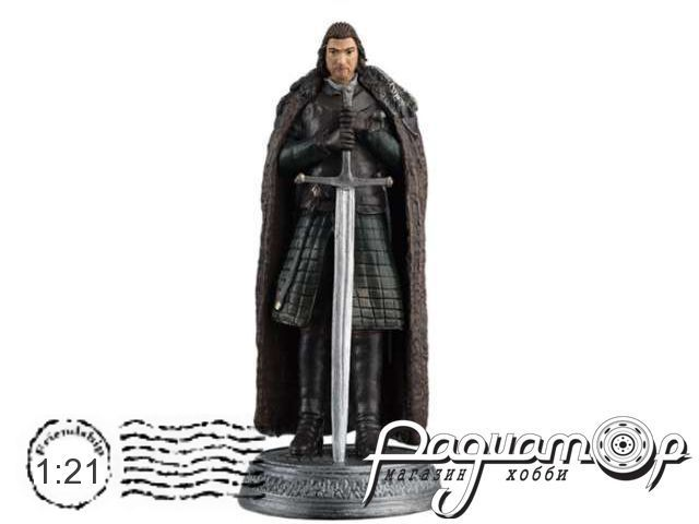 Фигурка Eddard Stark (Lord of Winterfell) GT012