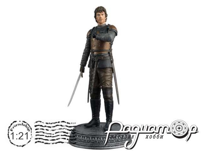 Фигурка Theon Greyjoy (Iron Born) GT020