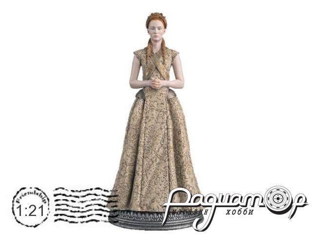 Фигурка Sansa Stark (Wedding) GT021