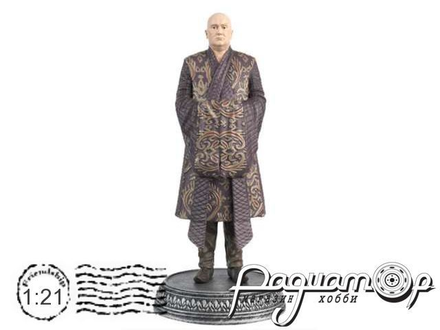Фигурка Varys (Master of Whisperers) GT029