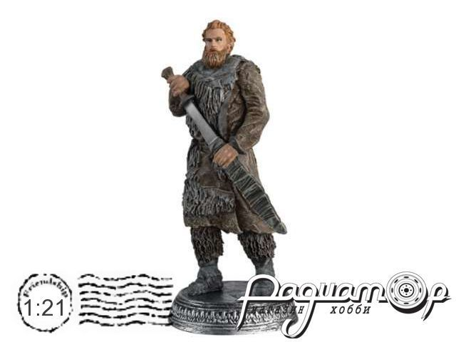 Фигурка Tormund Giantsbane (Wildling Leader) GT034