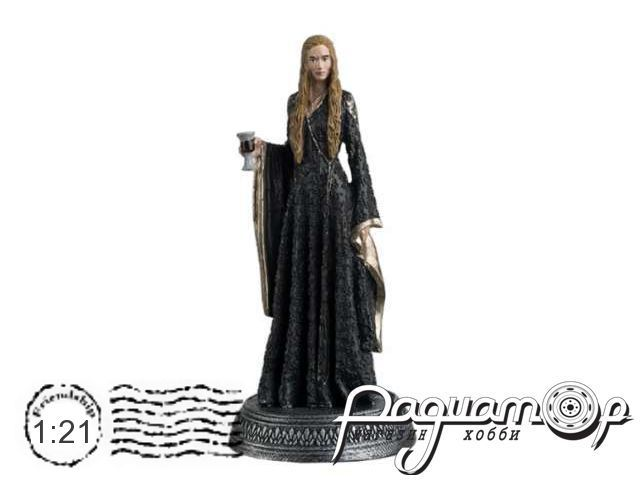 Фигурка Cersei Lannister (In Mourning) GT042