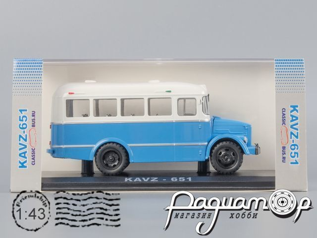 КАвЗ-651 (1958) 03001C