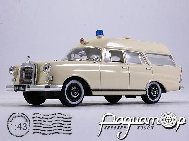 Mercedes-Benz Binz Ambulance