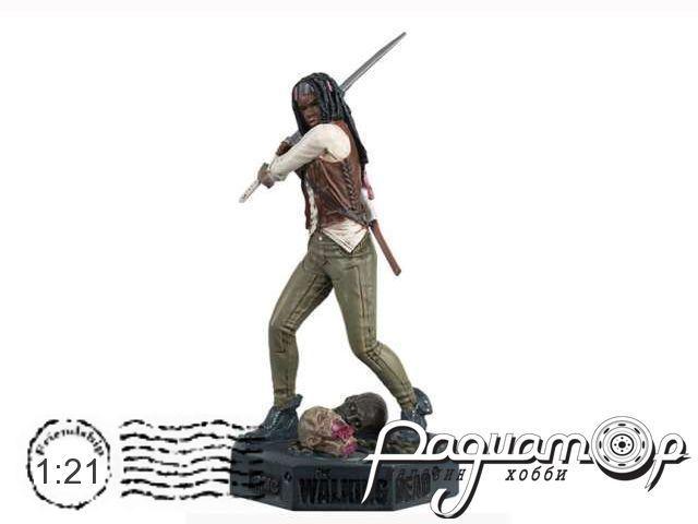 Фигурка Michonne WD004