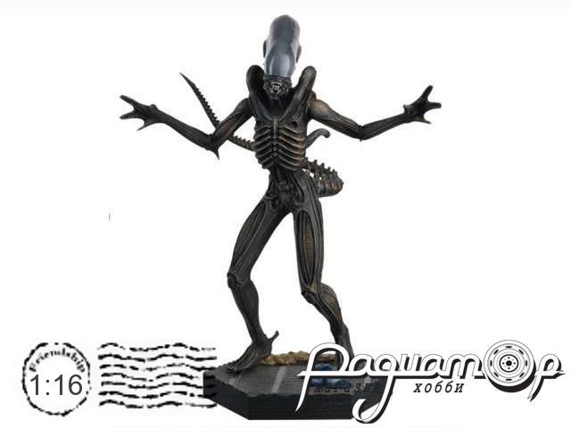 Фигурка Alien Xenomorph AL001
