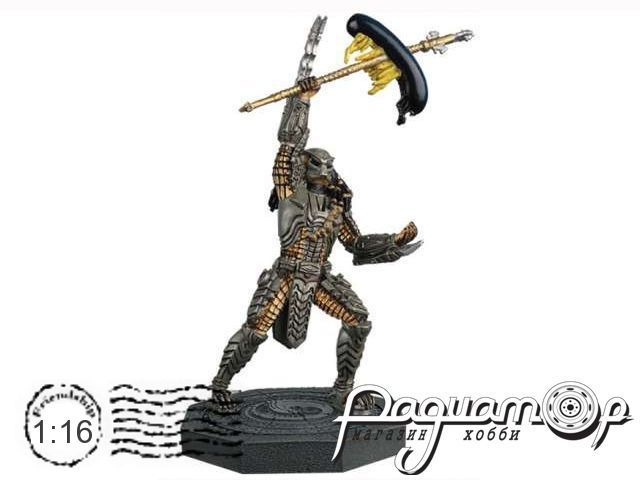 Фигурка Scar Predator AL002