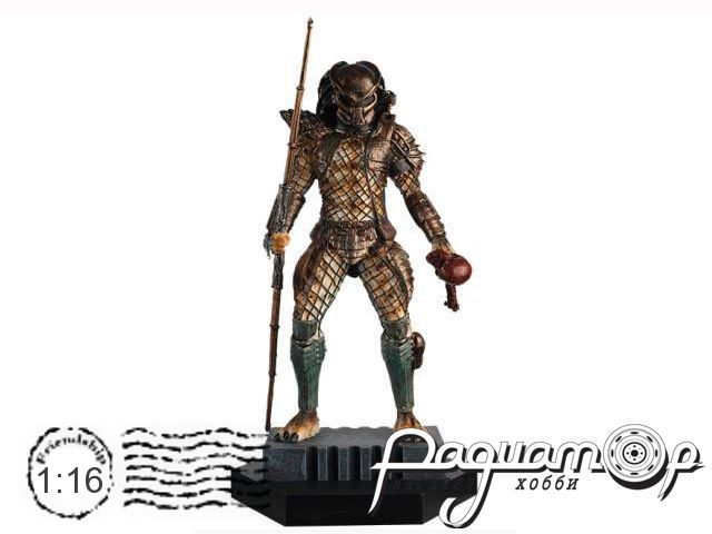 Фигурка City Hunter Predator (Predator 2) AL013
