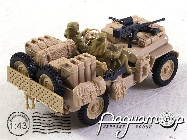 Jeep CJ-5 US Army with Gun (1944) 181031
