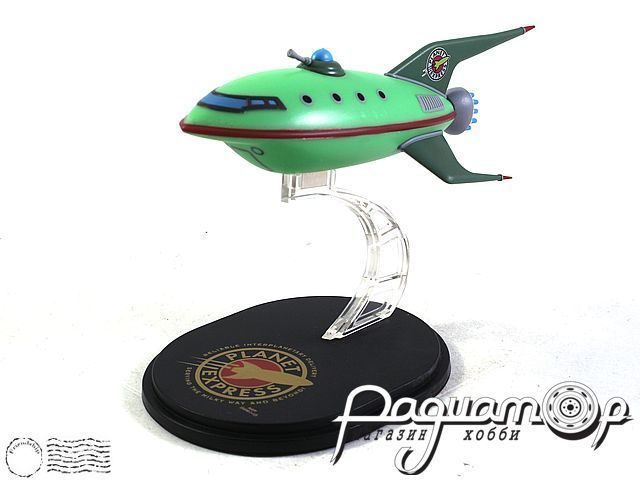 Futurama Planet Express Ship (5.5 дюймов в длину) 301032