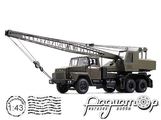 КрАЗ-250 автокран (1977) 181029