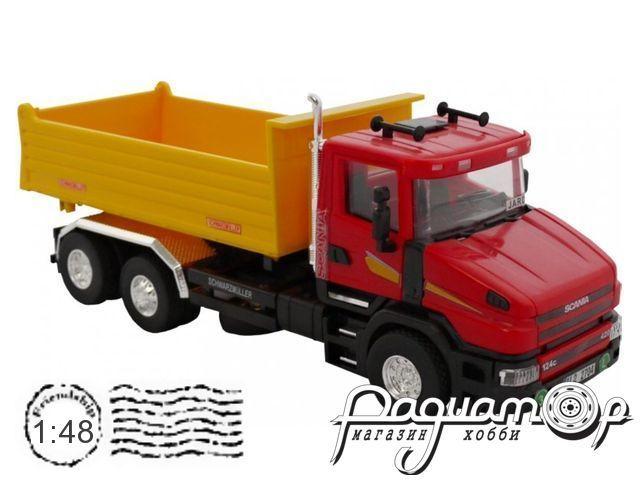 Сборная модель Scania MS62.1 (KG)