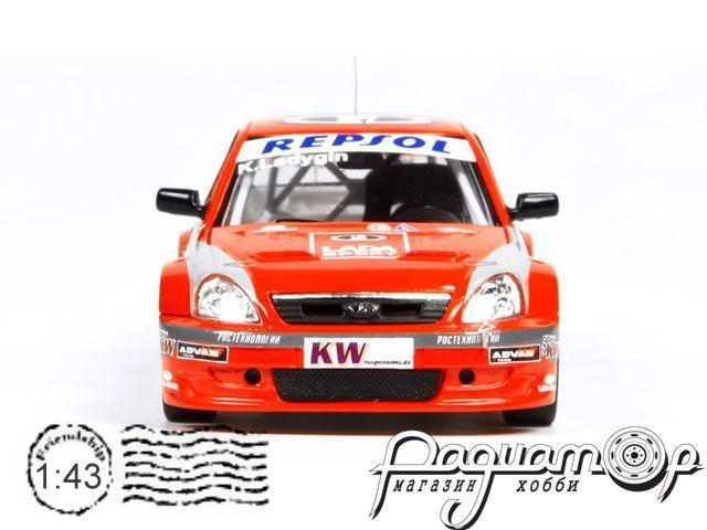 LADA Priora WTCC №19 Ладыгин (2009) 221703 (TI)