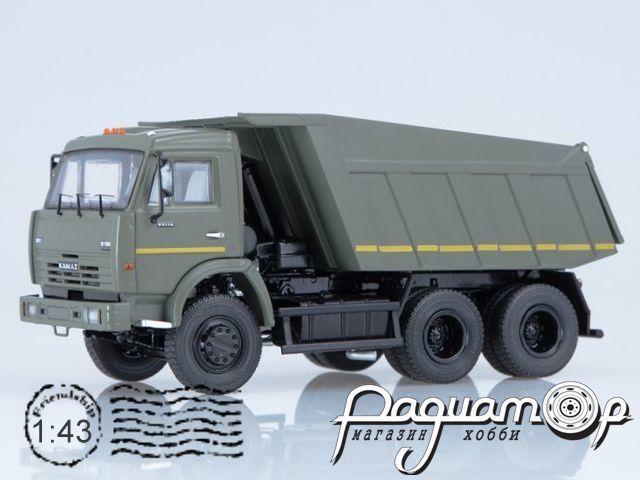 КАМАЗ-65115 самосвал (2010) SSM1314