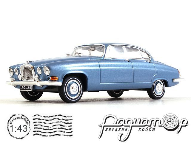 Jaguar MK 10 (1961) CLC291