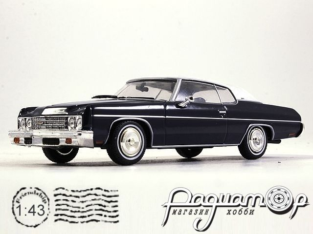 Chevrolet Impala Custom Coupe