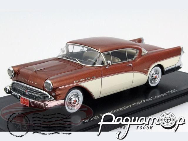 Buick Roadmaster Hardtop Coupe (1957) 45805