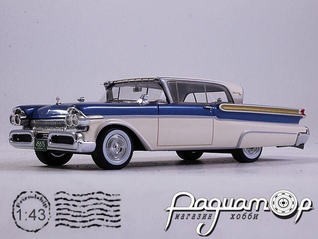 Mercury Turnpike Coupe (1957) 45875