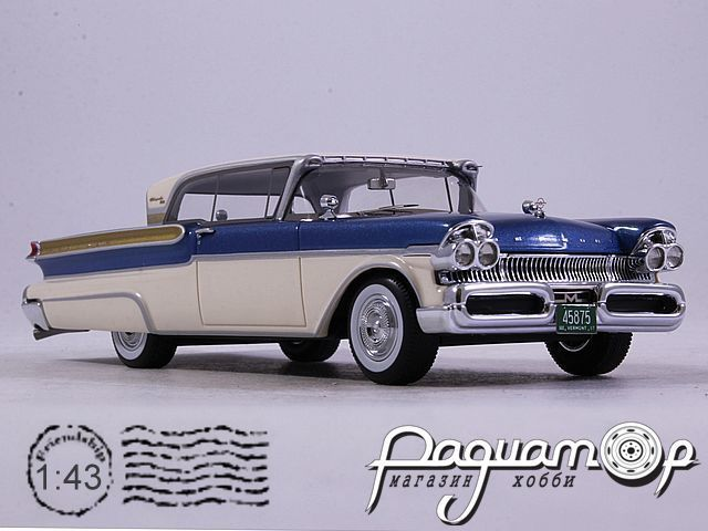 Mercury Turnpike Coupe (1957) 45875