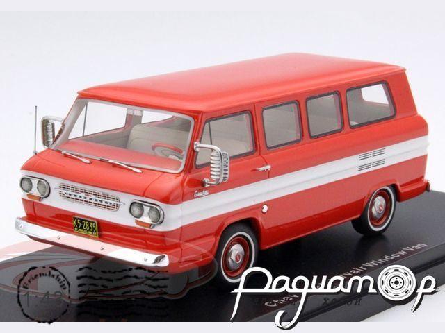 Chevrolet Corvair Window Van (1963) 46525