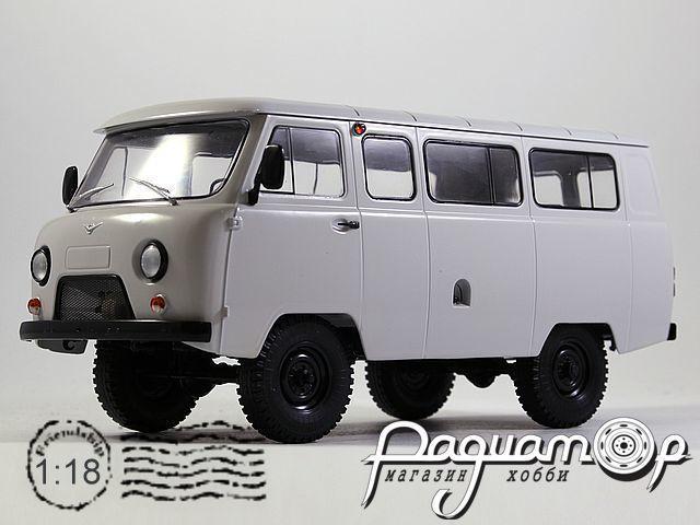 УАЗ-2206 (1997) SSM2005