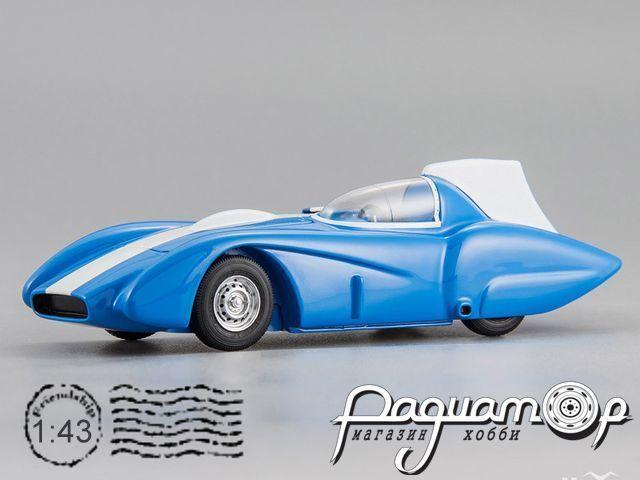 ЗиЛ-112С рекордный, шасси №2 (1963) 111216