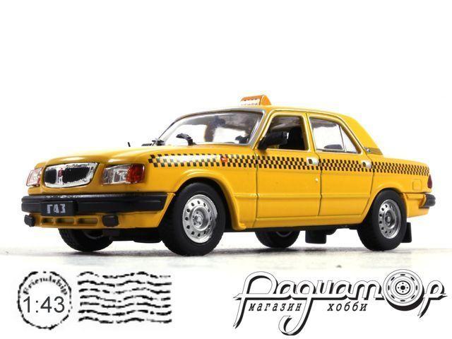Автомобиль на службе №9, ГАЗ-3110 «Волга» Такси (1996)