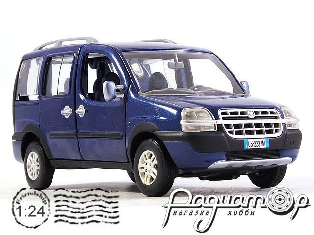 Fiat Doblo Malibu (2004) 5914180