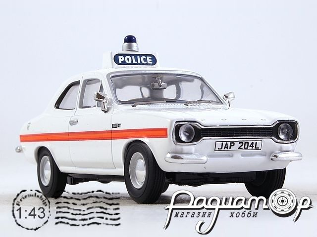 Ford Escort MK1 Mexico Sussex Police (2012) 4650110