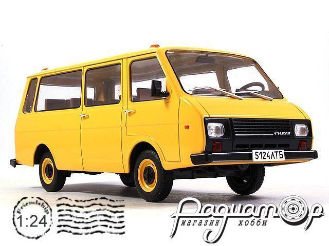 Легендарные советские автомобили №24, РАФ-22038 «Латвия» (1989)
