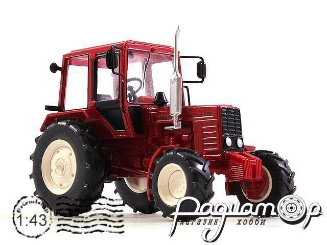 Тракторы №103, МТЗ-102 (1984)