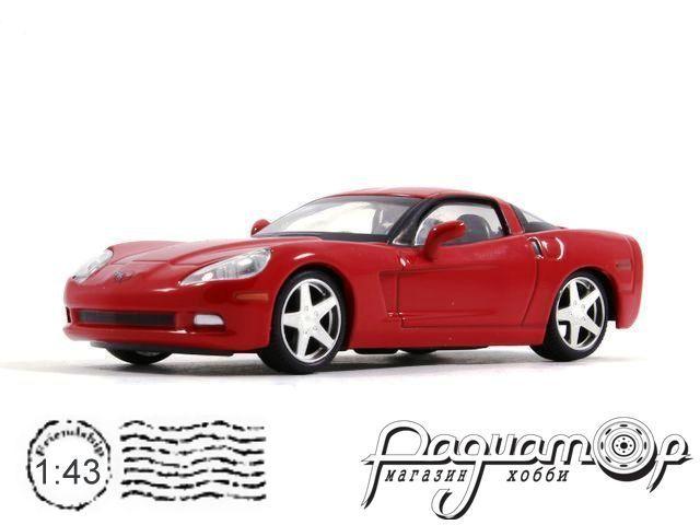 Суперкары №6, Chevrolet Corvette Z51 Coupe (2008)
