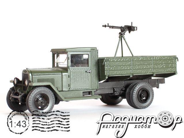 ЗИС-5В с пулеметом ДШК (1942) 43313